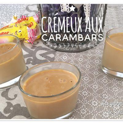 Crémeux aux Carambars (d'après Anne-Sophie Pic)  {Battle food #51}