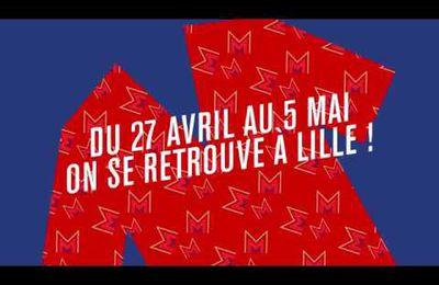 RadioMercure est à Séries Mania avec #CinematiqueSansToc #Lille #Beauvais #SaintQuentin