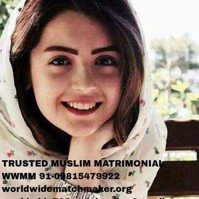 MUSLIM MATCHMAKER CUSTOMER CARE 91-09815479922 WWMM