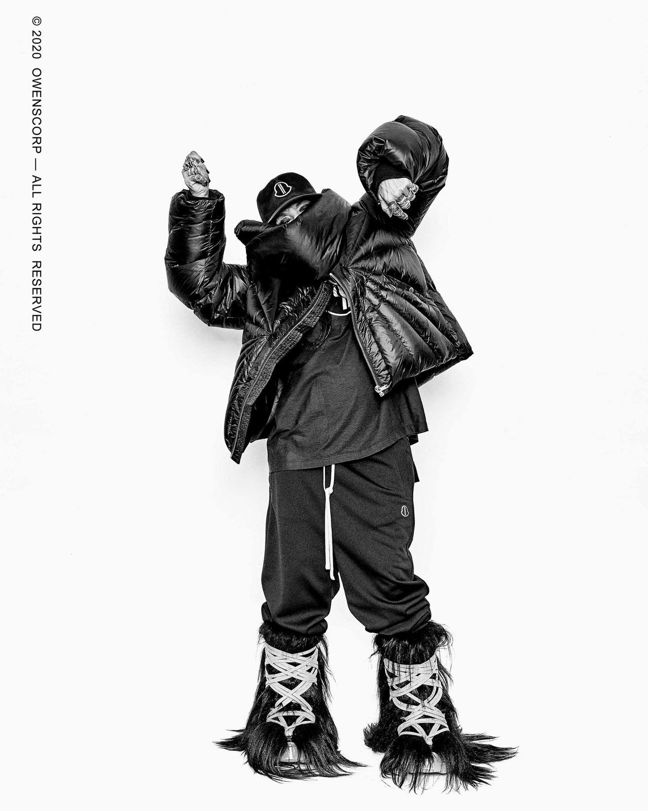 MONCLER + RICK OWENS  COLLECTION