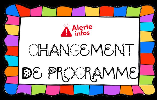 Comparatif nouveaux programmes en maternelle pour la rentrée Septembre 2021
