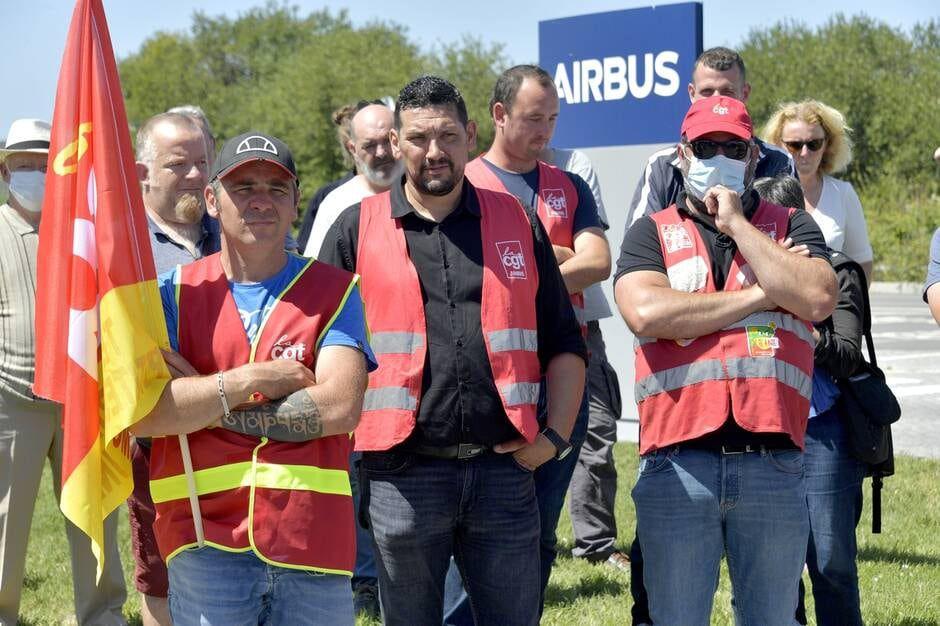 Aéronautique. Premier acte de résistance des salariés d'Airbus !
