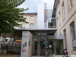Musée de Bourgoin-Jallieu, de la palette à l'impression.
