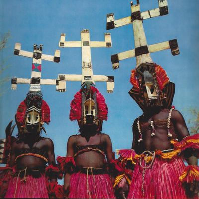 """Les hommes de la danse"",  Michel Huet - Keita Fodeba"