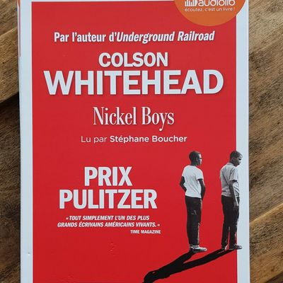Nickel Boys - Colson Whitehead (Audio)