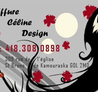 Coiffure Céline Design