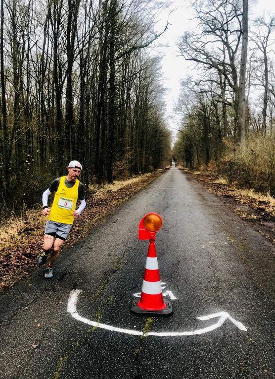 Bienwald Marathon kandel