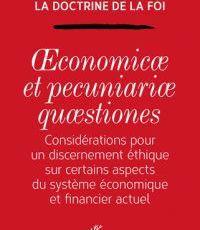 SUR LE SYSTÈME ÉCONOMIQUE ET FINANCIER ACTUEL (9)