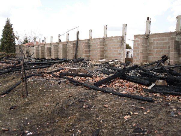 Album - 2009 / 06 - Incendie des arenes de St-Perdon