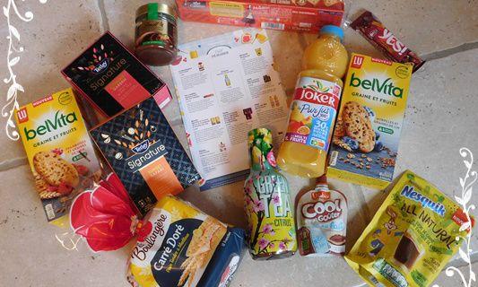 """:Degusta Box """"Petit déjeuner"""""""