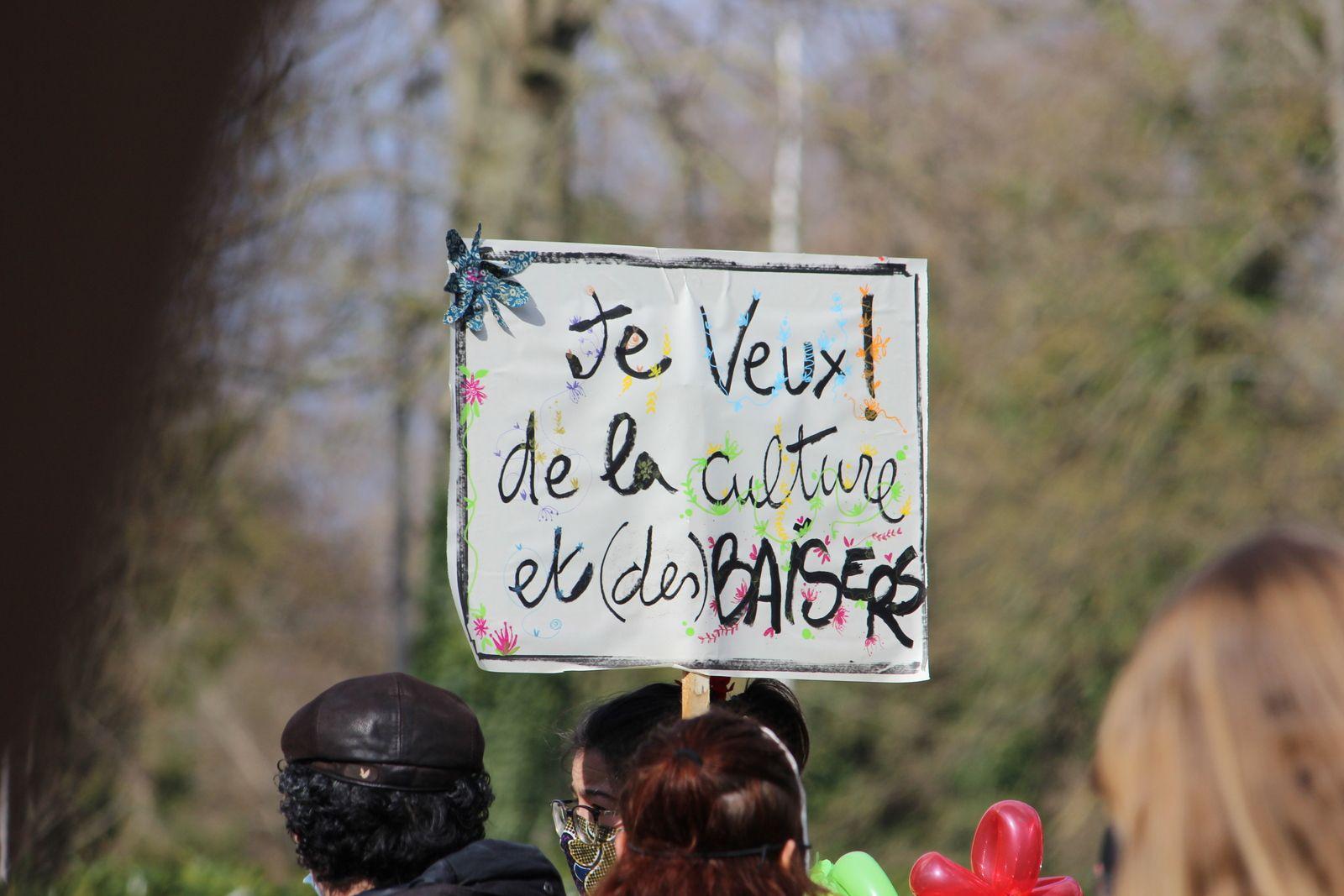 Photos Marche Fleurie Metz du Dimanche 14 Mars 2021