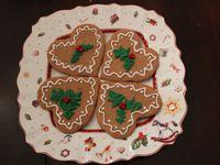 cookies de Noel