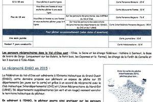 INFO-FEDERATION PECHE 95 Décembre 2014