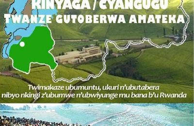 "ISOHOKA RY'IGITABO ""KINYAGA / CYANGUGU  TWANZE GUTOBERWA AMATEKA"" / GROUPE D'INITIATIVE CYANGUGU & RIPRODHOR"