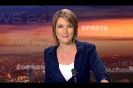 [2012 09 23] LUCIE NUTTIN - BFM TV - WEEK-END 360 @21H30