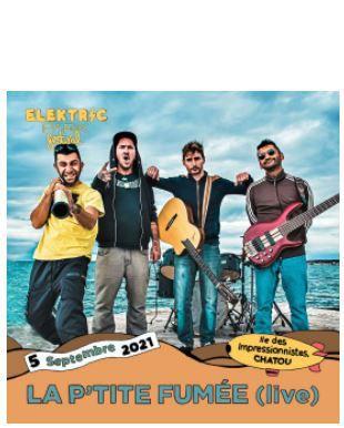 📌 Festival EPK ♦ La P'tite Fumée rejoint le line-up