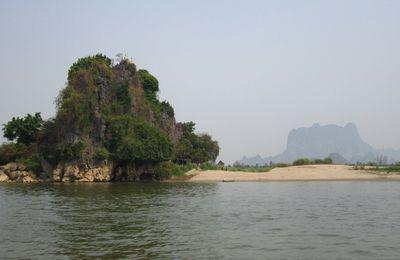 Mawlamyine, dernière étape birmane