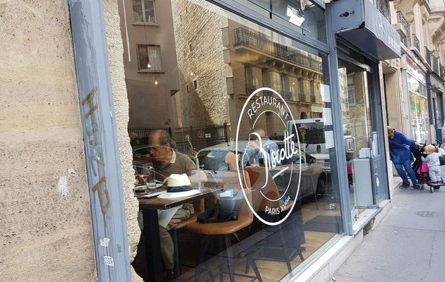 Biscotte (Paris 15) : gourmand croquant