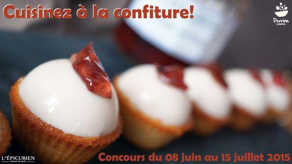 """Récapitulatif des participations au concours """"cuisinez à la confiture"""""""