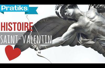 L'histoire de la St-Valentin...