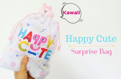 Le Surprise Bag Kawaii - Happy Cute Shop [Internationnal Giveaway]