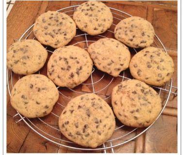 Les cookies de Philippe Conticini