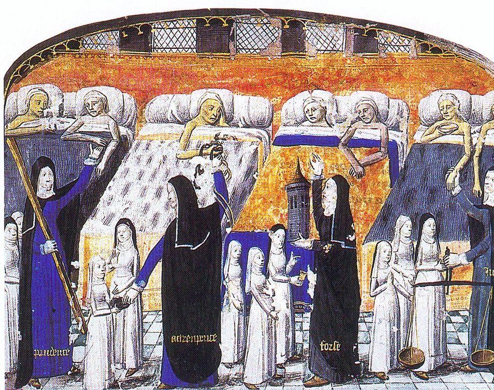 Images sur l'Eglise catholique au Moyen Age et autour de Nyons