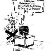 Cyber-délinquance... Les 501 coups des ''brouteurs'' ivoiriens - Les vis-à-vis
