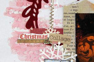 Christmas Collage_DT Scrap&Co_Sketch page