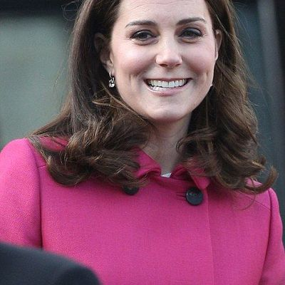 Kate continue ses engagements