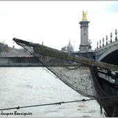 Les ponts de Paris : le pont Alexandre III - Images du Beau du Monde