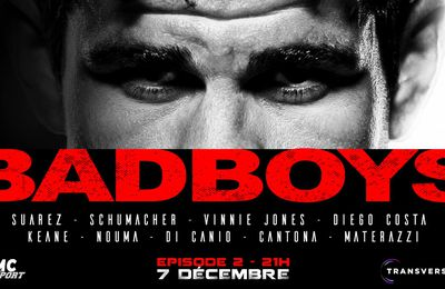 "Le Film ""Bad Boys"" Episode 2, ce lundi à 21h00 sur RMC Sport !"
