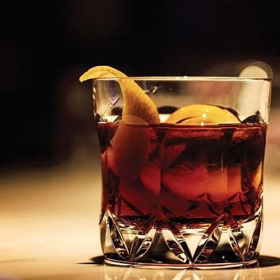 Leave the gun, take the negroni