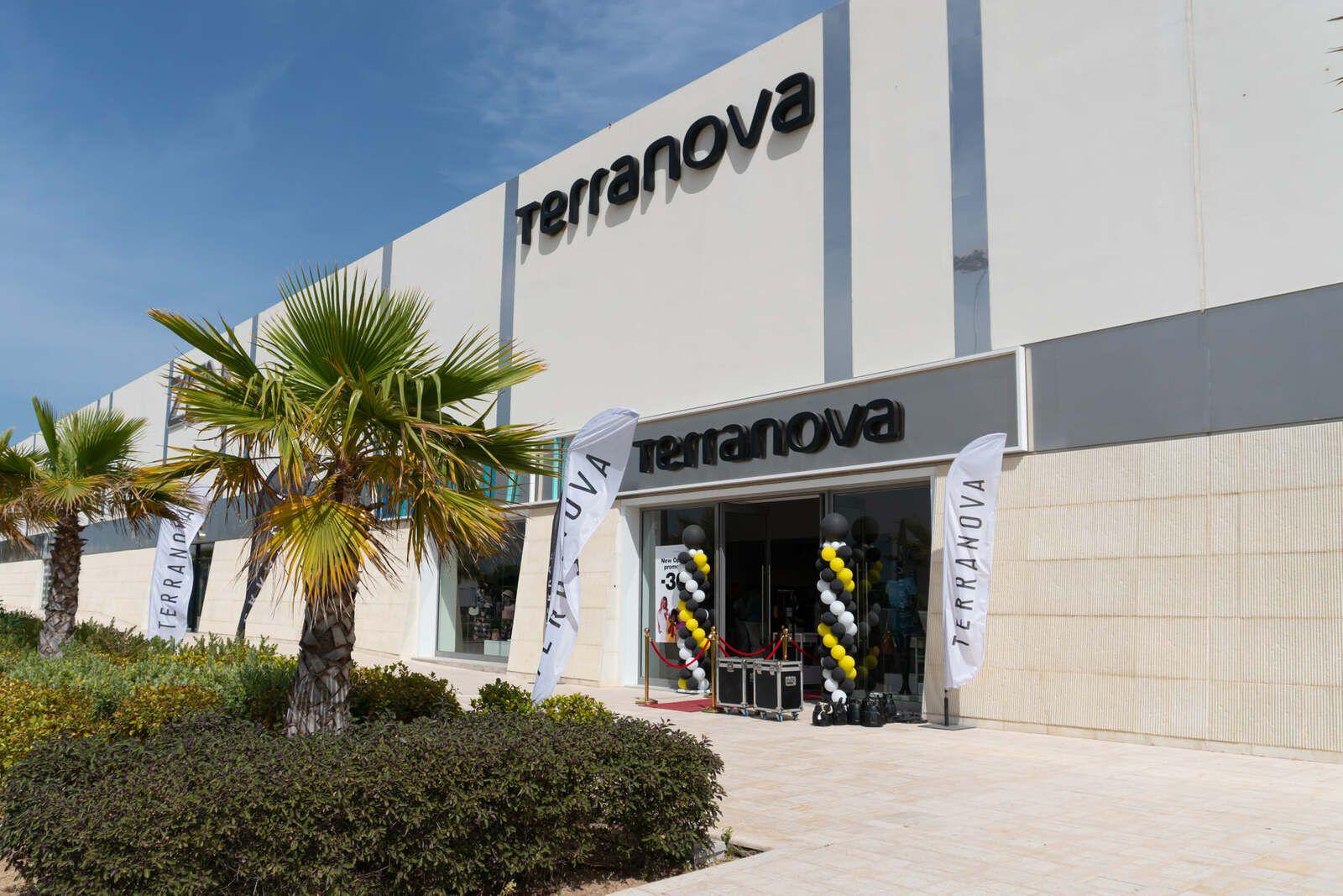 TERRANOVA, enseigne du géant italien Teddy, ouvre sa première boutique de prêt-à-porter en Tunisie, à Tunis City