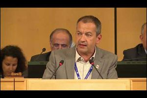 Intervention de Pascal Pavageau, Secrétaire général de FO, en séance plénière de l'OIT