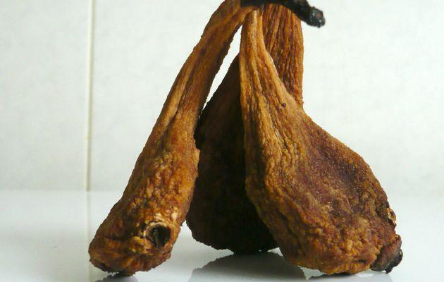 La poire tapée de Rivarennes