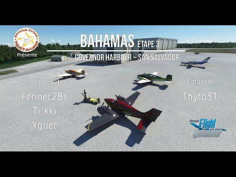 Bahamas Etape 3...
