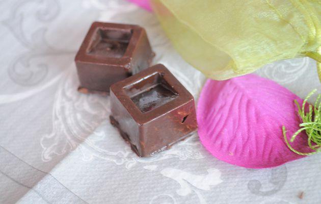 Les chocolats au riz soufflé d'Alice