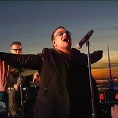 U2 -Top of the Rock - New York -17/02/2014 - U2 BLOG