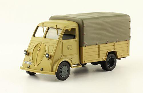 Peugeot DMA au 1/43 (Altaya)