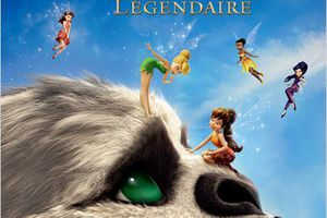 CLOCHETTE ET LA CREATURE LEGENDAIRE (Legend of the Neverbeast)