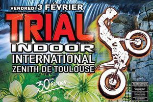 Trial indoor à Toulouse
