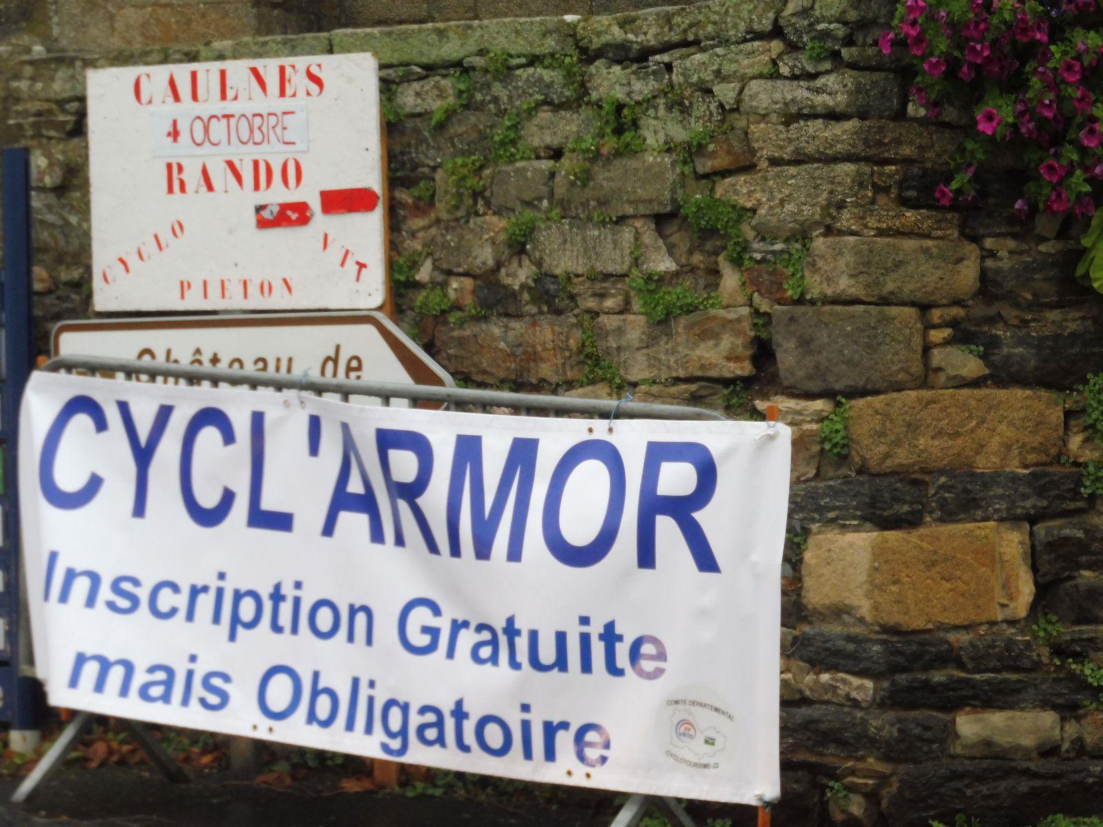 CYCL'ARMOR à Caulnes le 04-10-20