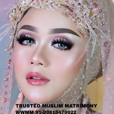 REGISTERED WITH MUSLIM MATCHMAKING 91-09815479922 WWMM