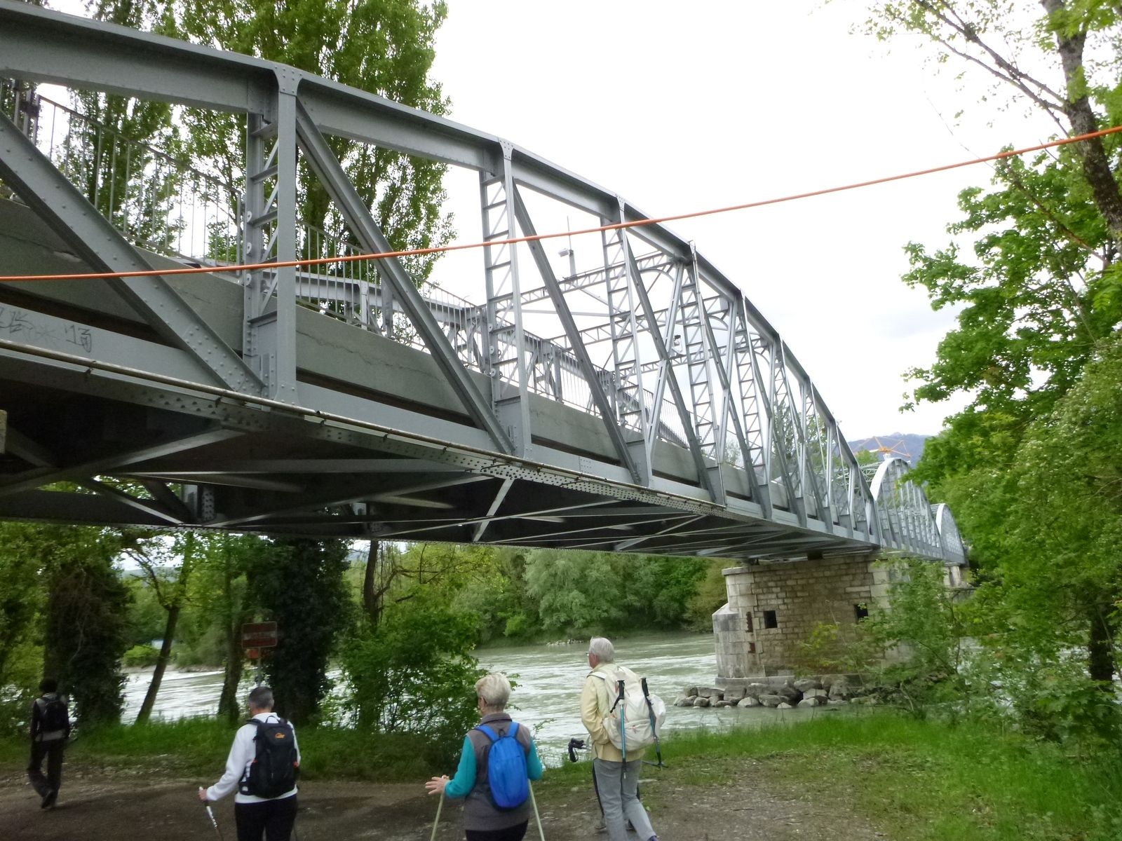 Pont de Chancy-Pougny