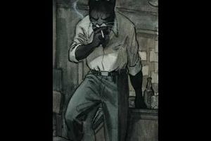 Lecture-plaisir : Blacksad par Richard et Lyman