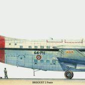 15 février 1949 : Premier vol du Breguet Deux-Ponts