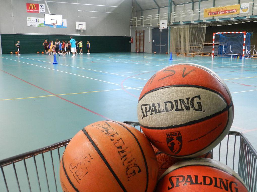 Album - 2F Camps Basket-2012 - Premier-jour