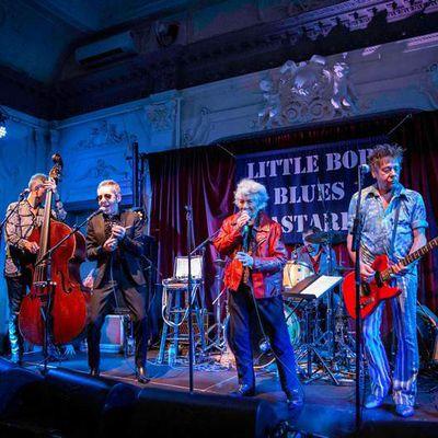 Little Bob & The blues bastards (Londres oct2019)