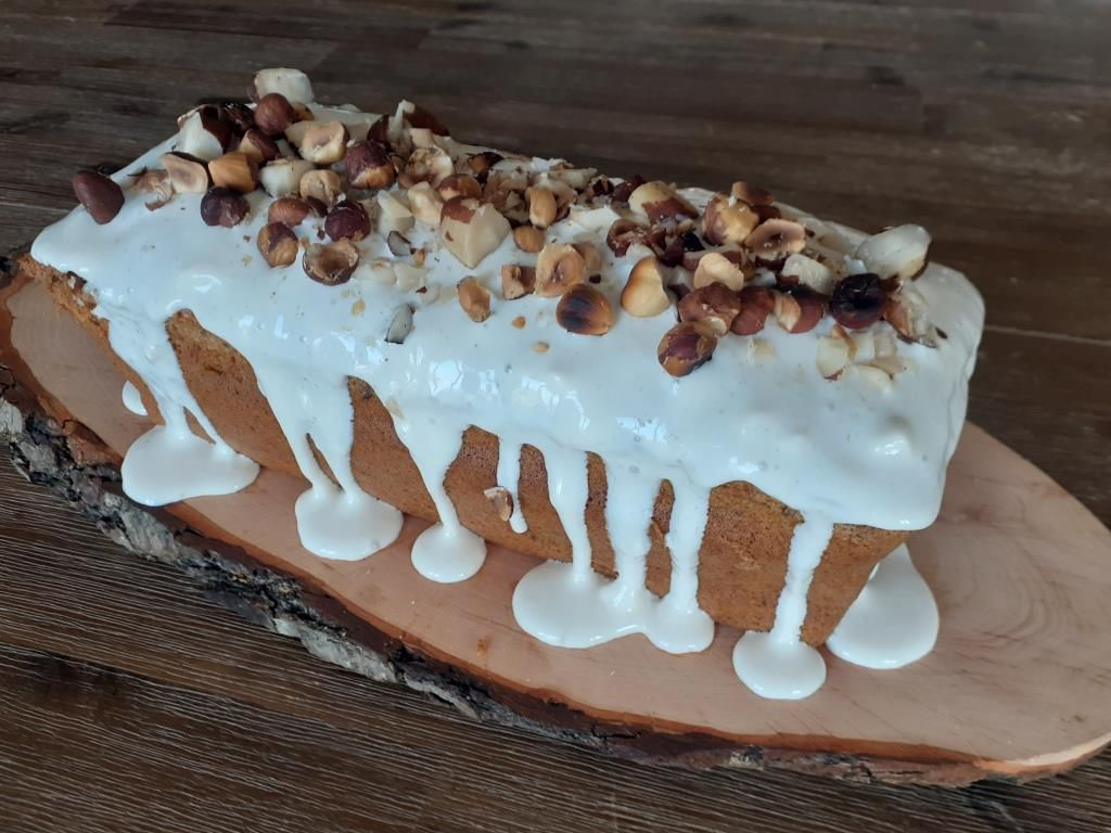Carrot cake - nouvelle version